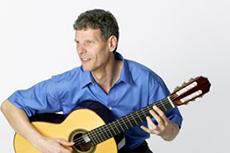 Burkard Basan, Gitarre