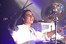 Falk Möckel, Schlagzeug