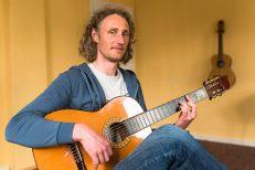 Wieland Köbsch, Gitarre